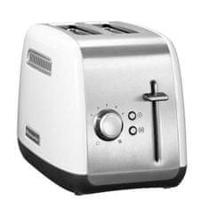 KitchenAid pekač kruha 5KMT2115EWH, bijeli