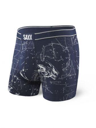SAXX bokserki męskie M ciemny niebieski