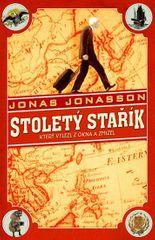 Jonasson Jonas: Stoletý stařík, který vylezl z okna a zmizel