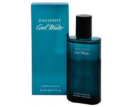 Davidoff vodica po britju Cool Water Man, 75 ml