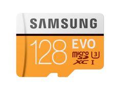 Samsung spominska kartica micro SDXC 128GB 10 EVO (MB-MP128GA/EU)