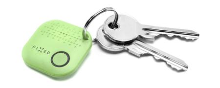 Fixed Smile - lokalizačný čip, zelený