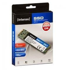 Intenso SSD disk TOP 256 GB, M.2 SATA III