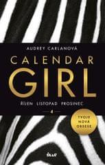 Carlanová Audrey: Říjen, listopad, prosinec