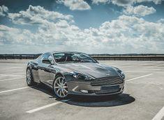 Allegria jízda v Aston Martin DB9 - 60 minut