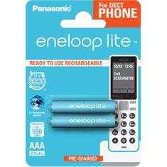 Panasonic AAA 2ks 550 mAh ENELOOP (HR03 AAA 4LCCE/2BE)