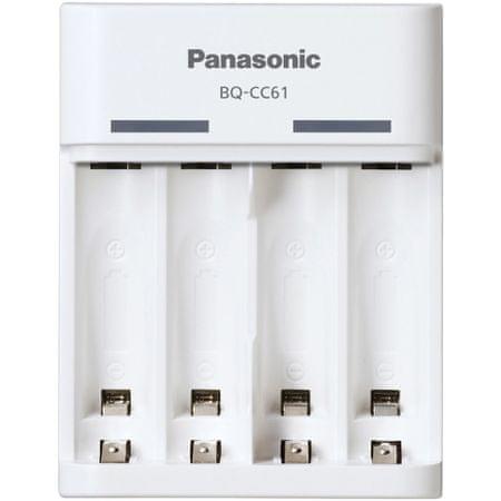Panasonic Eneloop USB polnilnik BQ-CC61