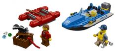 LEGO City Police 60176 Pobeg po divjih vodah