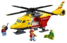 LEGO City Great Vehicles 60179 Reševalni helikopter
