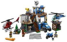 LEGO City Police 60174 hegyi rendőrörs