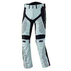Held pánske letné moto nohavice VENTO sivá/čierna, textilná