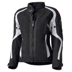 Held dámská moto bunda  TOSHI černá/bílá (voděodolná)