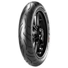 Pirelli 120/70 ZR 17 M/C (58W) (D) TL Diablo Rosso II predné