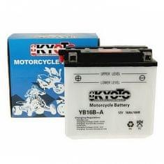 Batérie KYOTO 12V 16Ah YB16B-A (dodávané bez kyselinové náplne)