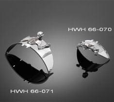 Highway-Hawk soška samolepiace SKULL 100mm (lebka), univerzálne (1ks)