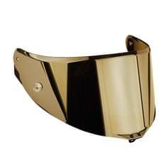 AGV plexi RACE 2 ,, zrkadlová zlatá-pre prilby PISTA GP, CORSA, GT VELOCE/S (1ks)