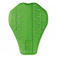 Held chrbticový vkladacia chránič SAS-TEC, zelený, vel.M
