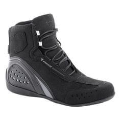 Dainese dámské kotníkové moto boty  MOTORSHOE LADY D-WP JB černá/černá/antracit