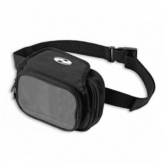 Held motocyklový mini Tankbag TINY-objem 1l, čierny, Magnetický systém
