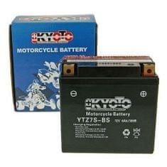 Batérie KYOTO 12V 6Ah YTZ7S-BS (dodávané s kyselinovú náplňou)