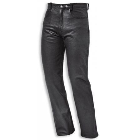 Held moto nohavice  COOPER vel.64, čierne, koža