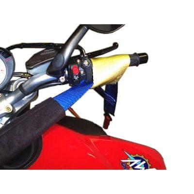 R&G racing horní popruh R&G Racing pro uvázání motocyklu za řidítka