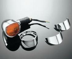 Highway-Hawk štítky na originálne smerovky pre motocykle SUZUKI VL1500/VL800/M800/C800/VZ1600 (2ks)