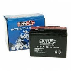 Batérie KYOTO 12V 2,3Ah YTR4A-BS (dodávané s kyselinovú náplňou)