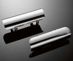 Highway-Hawk kryt výfuku CHROME pre priemer 55mm, chróm (1ks)