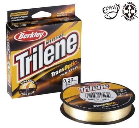 Berkley Vlasec Trilene Transoptic 200 m 0,45 mm, 16,80 kg