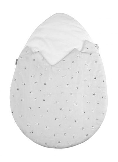 Baby Bites Spací vak NEWBORN Winter Egg
