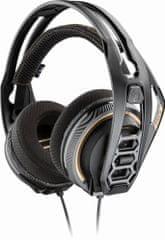 Plantronics RIG 400PC słuchawki z mikrofonem (208005-05)