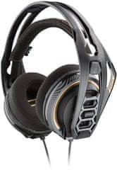 Plantronics RIG 400 DOLBY herní sluchátka s mikrofonem černá (210257-05)