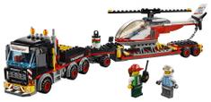 LEGO City Great Vehicles 60183 Teherautó nehéz tárgyak szállításához