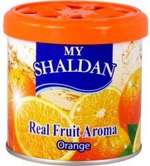 My Shaldan osvežilec zraka v gelu, z vonjem pomaranče