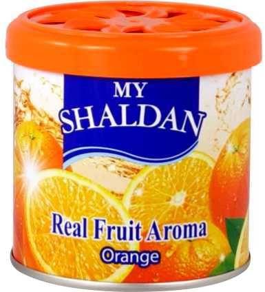My Shaldan osvježivač u gelu s mirisom naranče