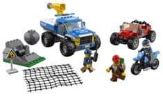 LEGO City Police 60172 Naháňačka v priesmyku