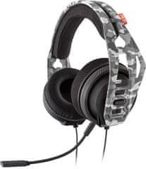Plantronics słuchawki z mikrofonem dla Xbox One RIG 400HX ARCTIC CAMO (210682-05)