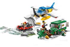 LEGO City Police 60175 Lúpež na horskej rieke