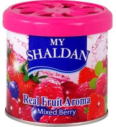 My Shaldan osvježivač u gelu s mirisom šumskog voća