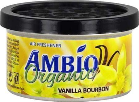 Ambio Organic osvežilec zraka iz lesnih vlaken z vonjem vanilije