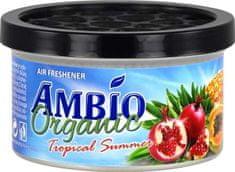Ambio Organic osvježivač zraka od drvenih vlakana s mirisom tropskog ljeta