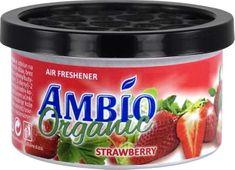 Ambio Organic osvježivač od drvenih vlakana s mirisom jagode