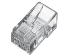 Digitus mrežni RJ45 konektor UTP CAT.5e, 2-rezili, 100 kosov