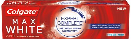 Colgate Max White Expert Complete Fresh Mint zobna pasta, 75 ml