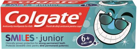 Colgate Smiles otroška zobna pasta, za 6+ let, 50 ml