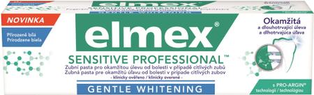 Elmex Sensitive Professional Whitening fogkrém 75 ml