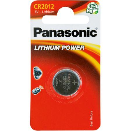 Panasonic baterie litowe Lithium Power (CR-2012/1B)