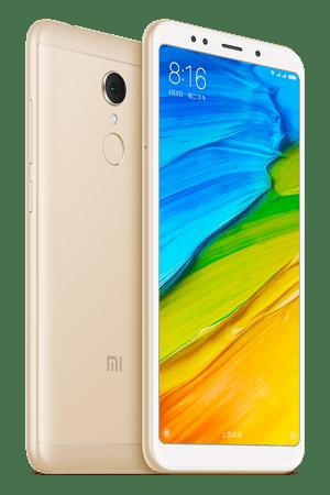Xiaomi Redmi 5 3GB/32GB, Dual SIM, złoty