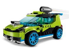 LEGO Creator 31074 Rakétás raliautó